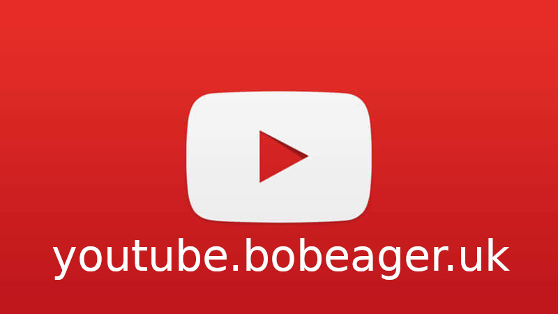 Link to http://youtube.bobeager.uk